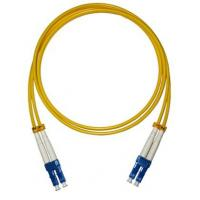 Quality FC - SC LC-ST 3m / 5m Fiber Optic Patch Cord Single Mode / Multimode For Military for sale