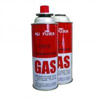 Quality Butanel Fuel Canisters for Portable Camping Stoves for sale