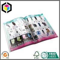 Quality CMYK Color Offset Print Catalogue Printing Service; Professional Catalog Design for sale