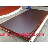 Quality Concrete Shuttering Film Faced Plywood for sale