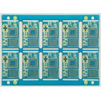 Quality 4 Layer Rigid Pcb Board FR4 base , Hasl , lead free Surface Treatment for sale