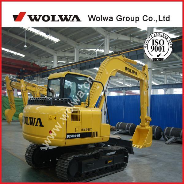 Buy farming machine chinese excavator yuchai excavator DLS100-9B at wholesale prices