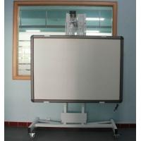 Quality 82Inch 10 points finger touch IR interactive whiteboard for Education with factory price for sale