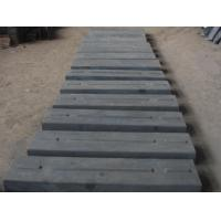 Quality HRC56 Iron Crusher Wear Parts Impact Plate For Impact Crushers for sale