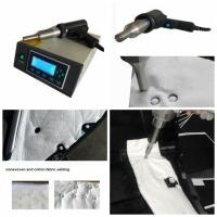 Quality handheld ultrasonic spot welding machine of plastic spot welder/ultrasonic spot welding machine of handheld, 300-800w for sale