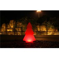 Quality Public Battery Powered Small LED Night Light Durable With Christmas Tree Shape for sale