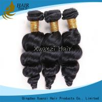 Buy Long Lasting Malaysian Virgin Hair Extensions Loose Wave 100%  Virgin Hair at wholesale prices