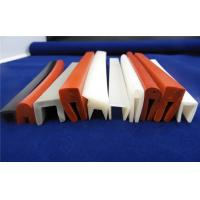 Buy cheap Colorful Silicone Seal Strip / Silicone Sponge Gasket Corona Resistance from wholesalers