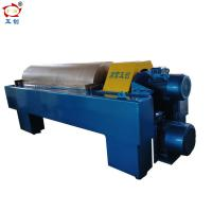 China Horizontal China Decanter Centrifuge Larger Capacity Waste Water Treatment on sale