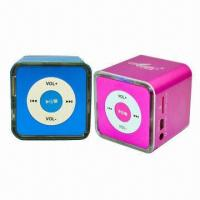 China 2013 Newest Mobile Phone Laptop Bluetooth Speaker with FM Radio Function on sale