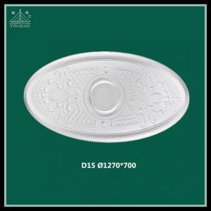 Quality High quality interior decorative gypsum ceiling center for sale