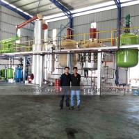 Vacuum Distillation Tech Mini Refinery for Producing Base Oil for sale