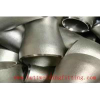 Buy cheap Stainless Steel Butt Weld Fittings Concentric Reducer ASTM A403M WP316H 4'' SCH60 from wholesalers