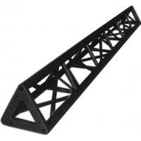 Buy Non Rust Aluminum Black TB300mm*300mm*3000mm Triangle Lighting Truss at wholesale prices