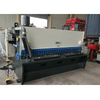 Quality Guillotine Sheet Metal Shearing Machine Length 3200mm With Three Point for sale
