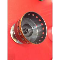 Buy Fashion Custom Cold Forging CNC Machining Parts with Gold Silver Anodized at wholesale prices