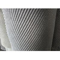 Quality Demister Pad Material Woven Wire Mesh / Metal Screen Mesh For Vapor - Liquid Separation for sale