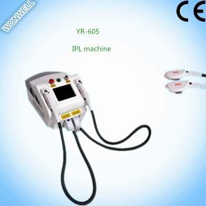 Quality YR605 New Portable 2 Handles IPL Machine for sale