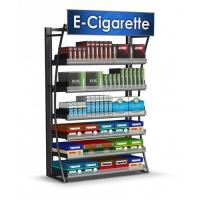 Quality Custom Made Cigarette Display Case , Overhead Cigarette Racks For Convenience Store for sale