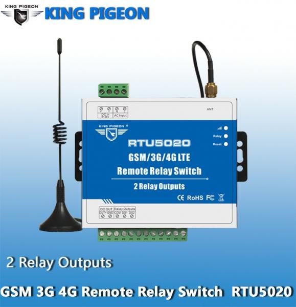 4G Remote Switch--RTU5020