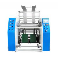 Quality High Performance Stretch Film Winding Machine 500 Mm Automatic Roll Change for sale