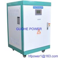 Quality Single phase to triple phase converter  capacity 3kw for sale