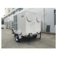 China Industrial Duct Mobile Aircon For Tent , 25HP HVAC Tent Air Conditioner for sale