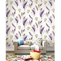Quality Top quality waterproof mould proof beautiful design PVC vinyl wallpaper for sale