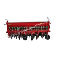 Double-Disc Wheat Seeder