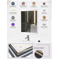 Quality High Efficiency LED Bathroom Mirrors Touch Screen Switch CE Certificated for sale