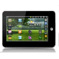 Quality 8inch 2.0 MG Pixel Camera Android 2.2/2.3 Resistive tablet pc with 4GB HDD for sale