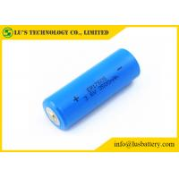 Quality ER17505 A Size Lithium Thionyl Chloride Battery 3.6V 3400mah Capacity for sale