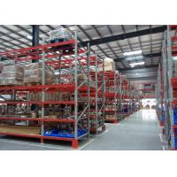 Buy Durable Conventional Heavy Duty Steel Storage Racks , Heavy Metal Shelving 2400H * 1000D * 2300L at wholesale prices