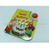 Buy cheap Twinkling Lights Flashing Baby Sound Books Module with Funny Birthday Songs. from wholesalers