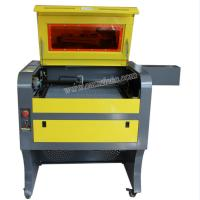 Quality CA-4060 Motorize table 60w Laser Engraving Cutting Machine for sale