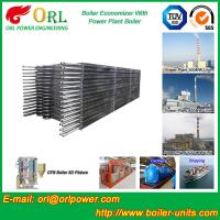 Quality Power Station Boiler Stack Economizer / Steam Boiler Economizer Tubes for sale
