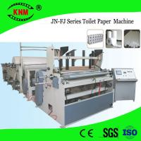 Quality Brand new toilet paper making machine for sale with toilet paper roll cutter for sale