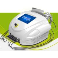Quality RF Ultrasonic Cavitation Body Slimming Machine , Vacuum Body Contouring Machine for sale