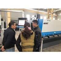 Quality Hydraulic Variable Rake Guillotine Shearing Machine For Metal Sheet CE Certification for sale