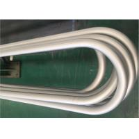 Quality ASTM B444 Gr.2 INCONEL 625 Seamless U Bend Tube N06625 100% UT & ET & HT  For Heat Exchanger Boiler for sale
