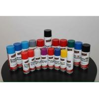 Quality Highly Durable Colorful Spray Paint Scratch Resistant For Plastic / Metals for sale