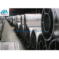 China High Strength Aluzinc Steel Coil Cold Rolled Steel Coil JIS G3302 JIS G3312 on sale