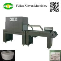 Quality Low price semi automatic sealing and shrink wrapping machine price for sale