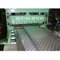 Buy Automatic Punch Steel Cable Tray Roll Forming Machine Photovoltaic Stents at wholesale prices