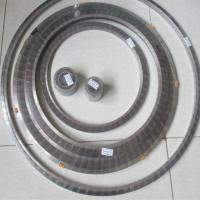 Quality Metal Corrugated Metal Gasket ASME B16.9 DN15 - DN1200 WP316L For Chemical for sale