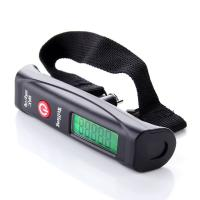 Quality Green Backlight Travel Bag Weighing Scales With ABS Plastic Material for sale