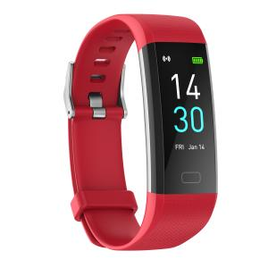 Quality 80*160dpi Pulsera Ble5.0 105mAh Fitness Tracker Wristband Watch for sale