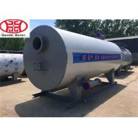 Buy cheap Gas And Oil Fired Heat Transfer Thermal Hot Oil Fluid Boiler for paper industry from wholesalers