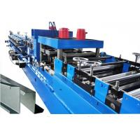 Buy 100-300 Mm C Z Purlin Forming Machine Of Galvanized Steel Strip Or Carbon Steel at wholesale prices