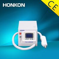 Quality Colored Water cooling Air Cooling ND YAG Laser Tattoo Removal Equipment for sale